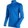 Mammut Moench Advanced - T-shirt manches longues Homme - bleu